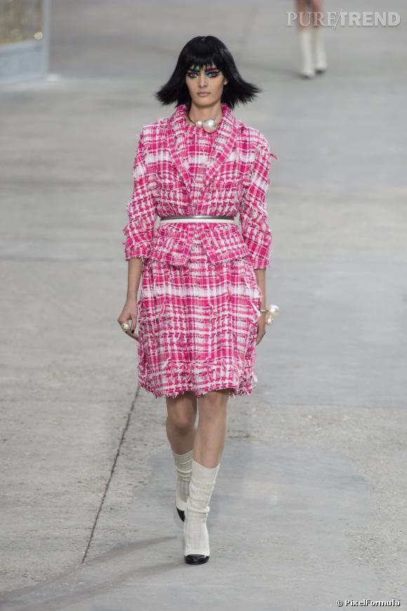 Défilé Chanelparis printemps-ete 2014