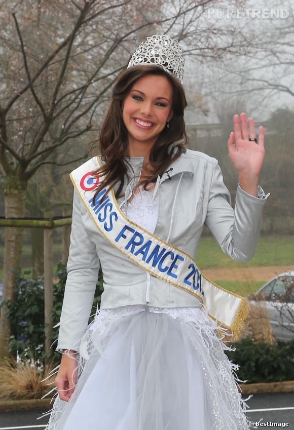 Dans deux mois, Marine Lorphelni rendra son écharpe de Miss France.