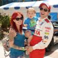 Jackson Rathbone et Sheila Hafsadi sont déjà les parents d'un petit garçon de 14 mois.