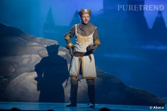 """Pierre-François Martin-Laval et sa comédie musicale """"Spamalot"""", inspirée des Monthy Pythons, ont charmé le public !"""