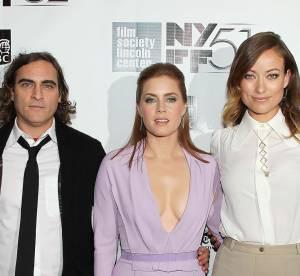 Olivia Wilde et Amy Adams, folles de Joaquin Phoenix pour ''Her''
