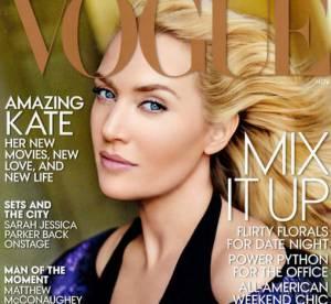 Kate Winslet : 10 ans de moins en couv' de Vogue, merci Photoshop !