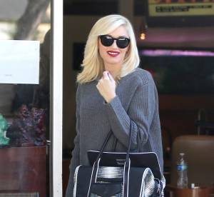 Gwen Stefani, enceinte : un look relax et sexy a shopper !
