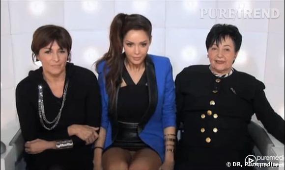 Nabilla Benattia, pas de culotte sur Canal+ ?