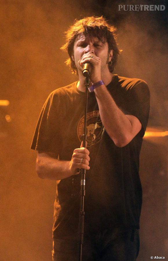 """Bertrand Cantat est aujourd'hui de retour avec son album """"Horizons""""."""