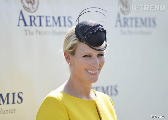 Zara Phillips est la seule des parrains et marraines choisis pour le prince George, à faire partie de la famille royale.