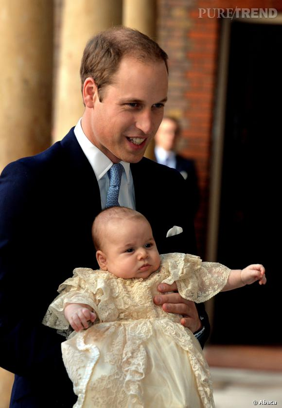 Prince George, un adorable bébé !