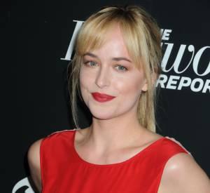 Dakota Johnson alias Anastasia Steele trouve-t-elle son partenaire à l'écran à son goût ?