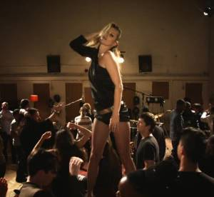 Kate Moss, sulfureuse invitee du Queenie Eye de Paul McCartney
