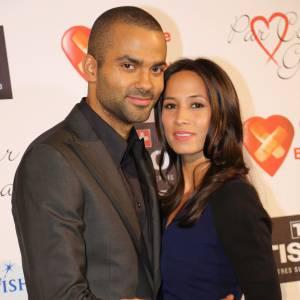 Tony Parker et sa compagne Axelle vont être parents.