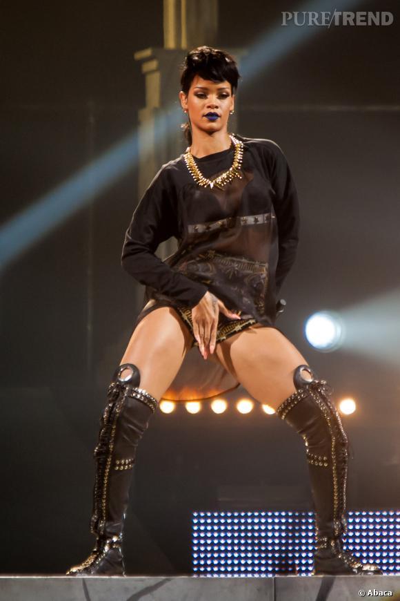 Et encore un tatouage pour Rihanna !