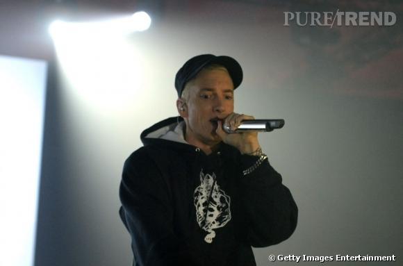 Eminem a été élu artiste de l'année lors des Youtube Music Awards 2013.