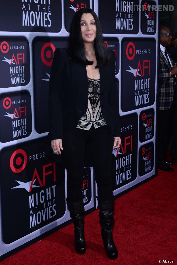 Cher, 67 ans.