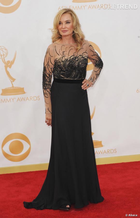 Jessica Lange, 64 ans.