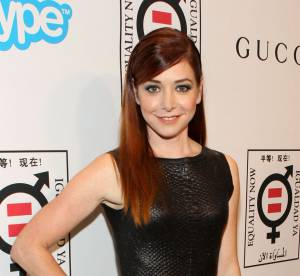 Alyson Hannigan : sexy en cuir, la star de How I Met Your Mother se lache !