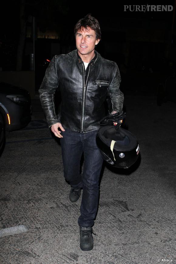 Tom Cruise a certes été très occupé avec ses films, mais il affirme avoir toujours gardé le contact avec Suri.