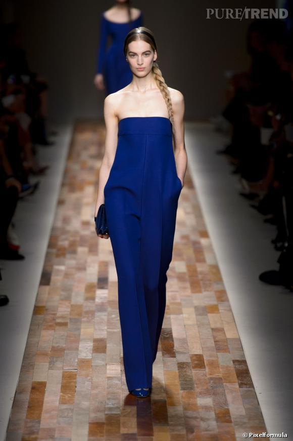 A copier pour un look sexy : le bustier comme chez Valentino Défilé Automne-Hiver 2013/2014