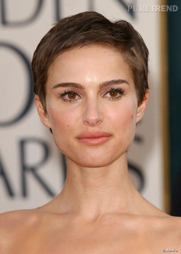 Natalie Portman, toujours canon, même version garçonne.