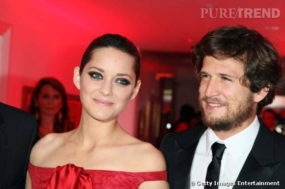 Marion Cotillard et Guillaume Canet, le couple parfait.