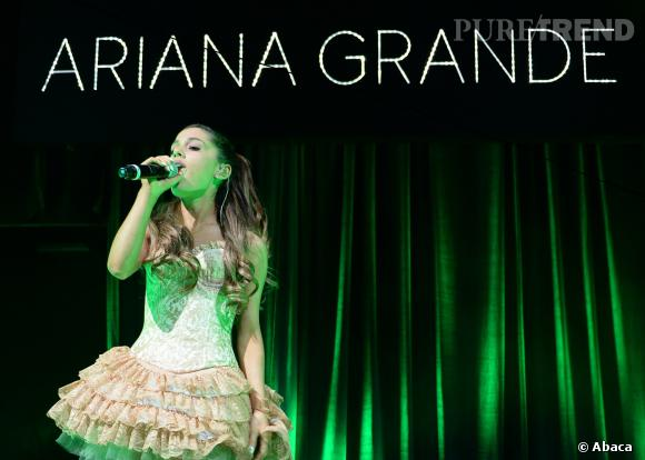Ariana Grande en interview pour PureTrend