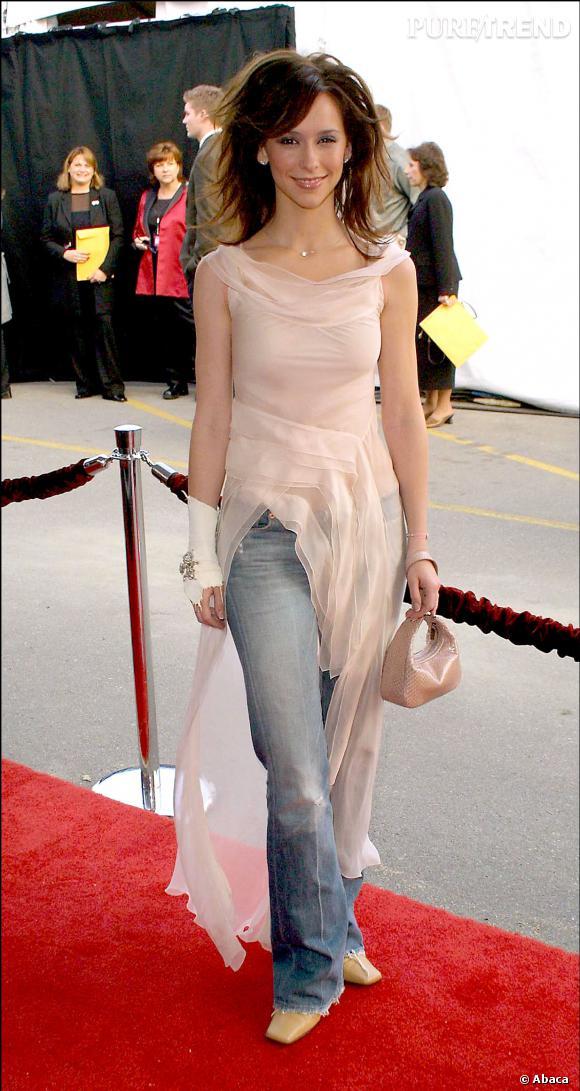 Jennifer Love Hewitt en 2002.