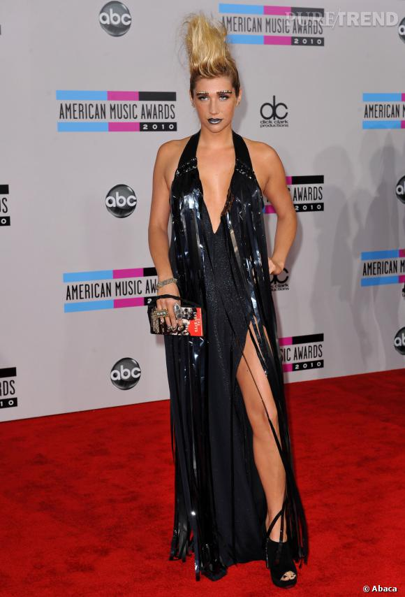 Kesha en 2010.
