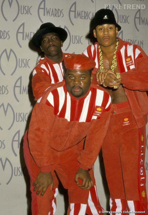 LL Cool J en 1988.