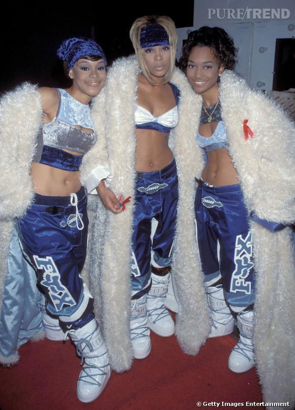 Les TLC en 2002.