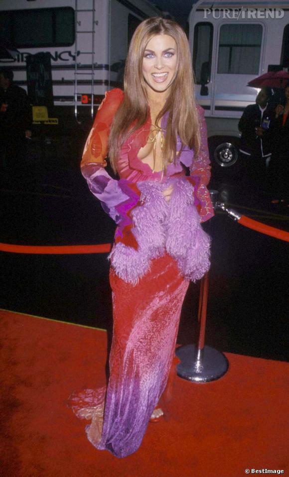 Carmen Electra en 2000.