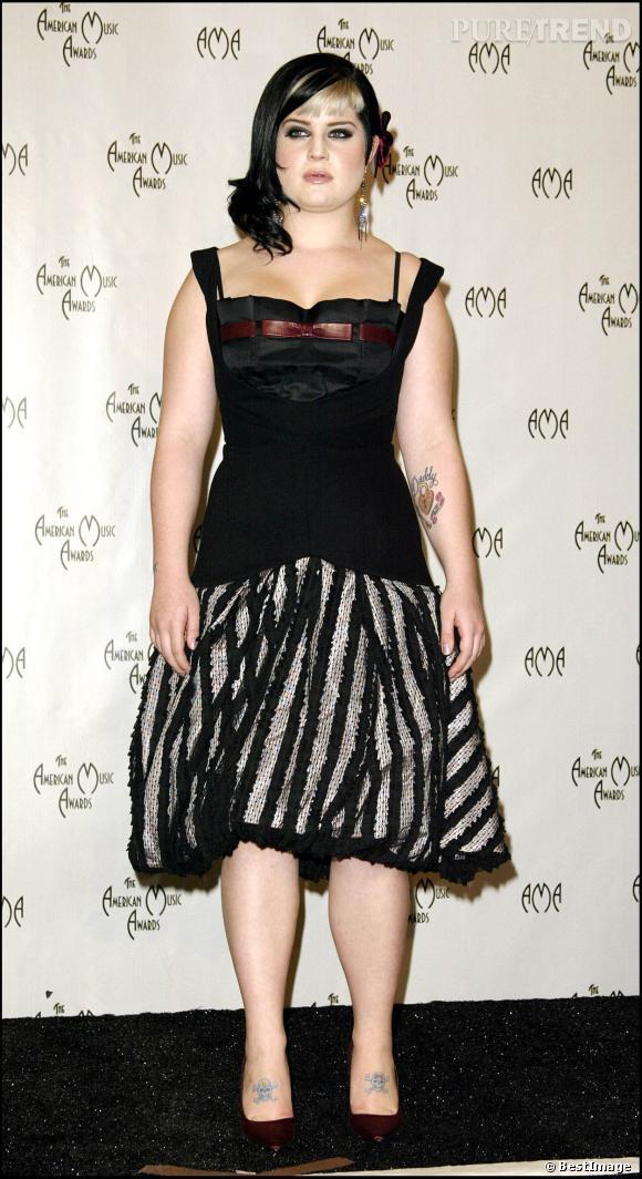 Kelly Osbourne en 2004.