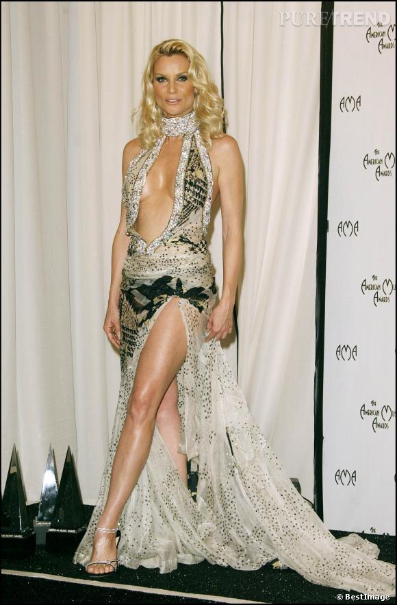 Nicollette Sheridan en 2004.