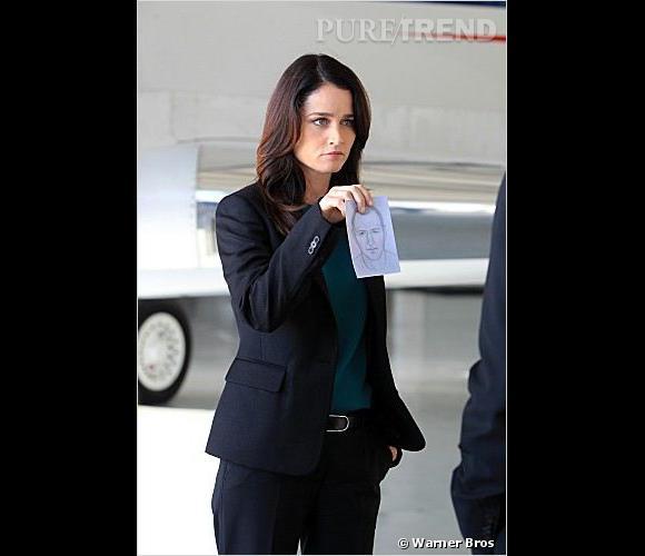 """""""Mentalist"""", Robin Tunney alias Teresa Lisbon va se retrouver projetée 2 ans après la découverte de John Le Rouge dans le prochain épisode."""