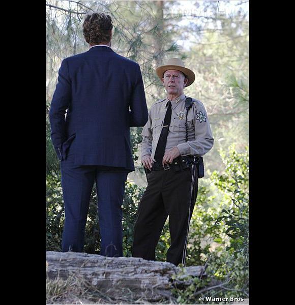 """""""Mentalist"""" : Shérif McAllister est John Le Rouge selon l'épisode 8."""