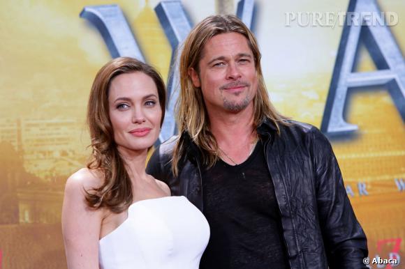 Angelina Jolie : une île en forme de coeur pour les 50 ans de Brad Pitt.