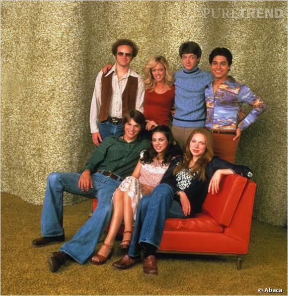 Laura Prepon incarnait Donna dans la série That 70's Show, aux côtés de Mila Kunis et Ashton Kutcher.