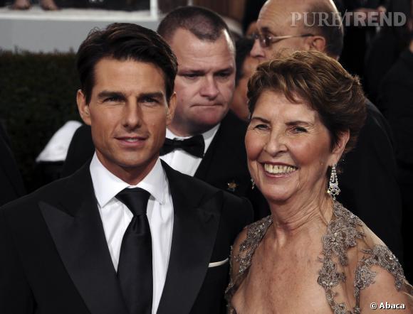 Tom Cruise, en galère de copine depuis des mois, est obligé d'amener maman sur les red carpets pour ne pas être tout seul.