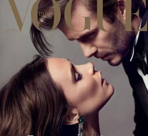 Victoria et David Beckham, plus amoureux que jamais pour Vogue Paris