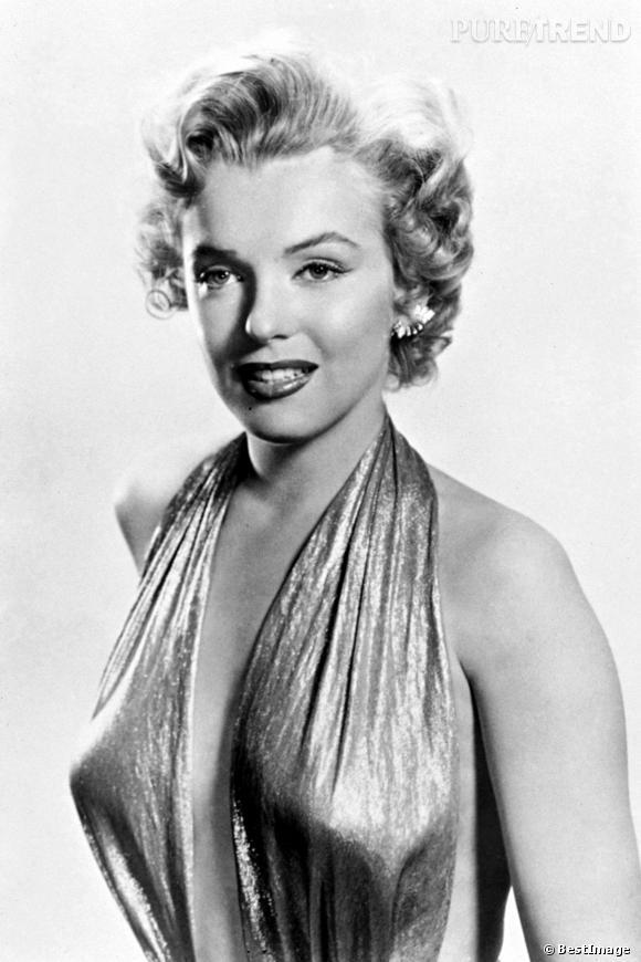 Marilyn Monroe s'hydratait la peau 5 fois par jour !
