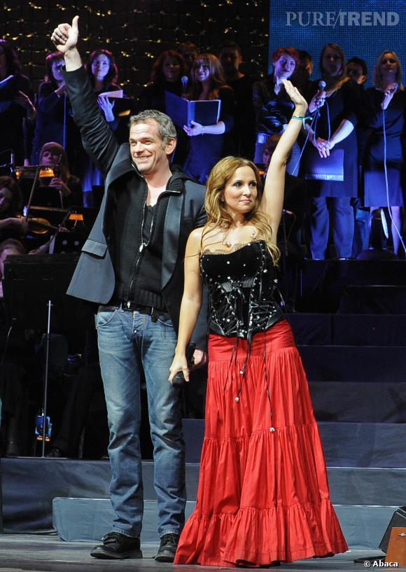 Garou et Hélène Segara ont été collègues dans la comédie musicale Notre Dame de Paris.