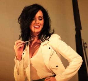 Vidéo du shooting de Katy Perry pour Marie Claire.