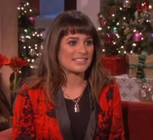 Lea Michele s'exprime sur la perte tragique de son petit ami et la façon dont elle se reconstruit depuis.