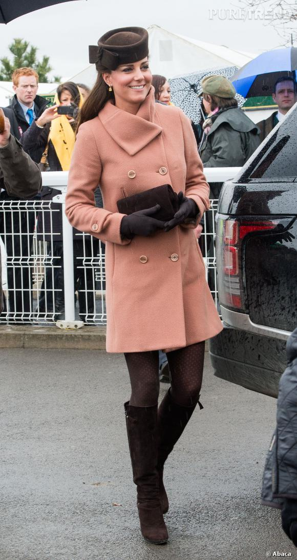 Kate Middleton, princesse du glamour.
