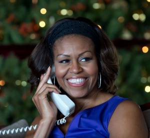Michelle Obama, tout sourire à Hawaï malgré les rumeurs de divorce