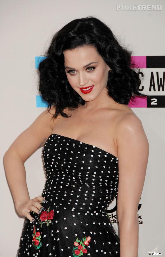 Katy Perry, addict aux légumes verts et au guacamole. Attention, mieux vaut respecter ses exigences en tournée...