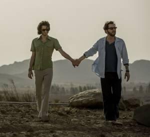 """""""Yves Saint Laurent"""" revient sur l'histoire d'amour entre les deux hommes : Yves Saint Laurent et Pierre Bergé."""
