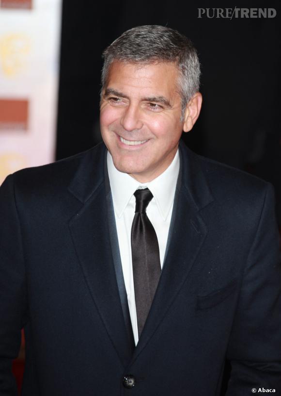 George Clooney a un diplome de journaliste.
