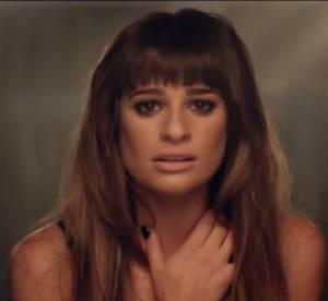 Lea Michele sort de l'ombre pour son clip Cannonball