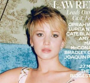 Jennifer Lawrence, Amy Adams : les 6 couv' glamour et sexy de W
