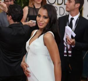 Les stars enceintes sur le tapis rouge des Golden Globes nous donnent une belle leçon de mode.
