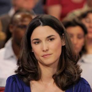 Eglantine Emeyé a débuté comme Miss Météo de Canal+.